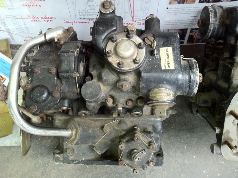 carburateurs de Superforteresse B17 Img_0410