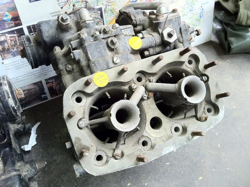carburateurs de Superforteresse B17 Img_0411