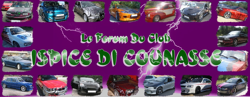 Le Forum Du Club Ispice Di Counasse