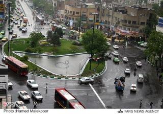 Spring in Tehran B410