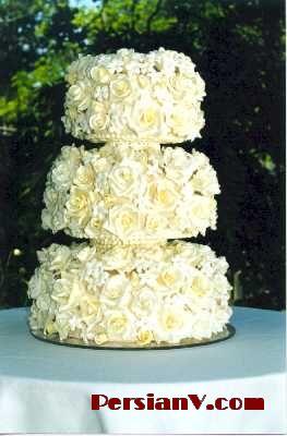 Aroosi be sabke irani... Cake-a15