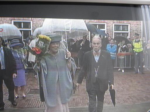 la Hollande fête l'anniversaire de la Reine Beatri12