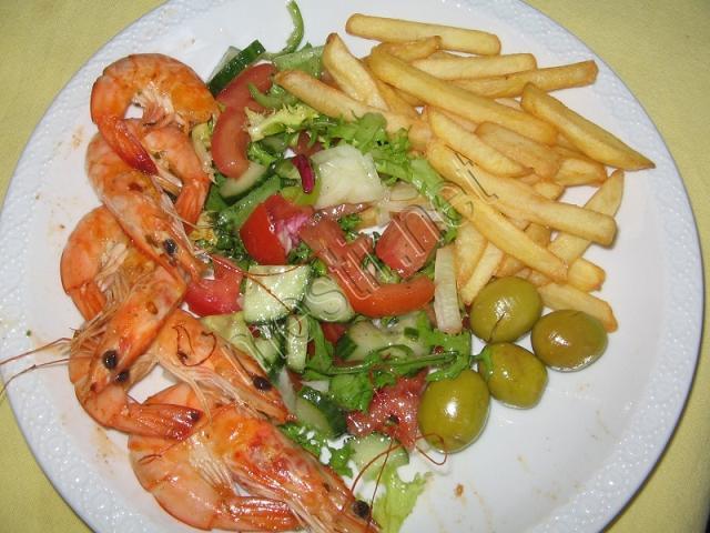 Crevettes / Gambas Mestir77
