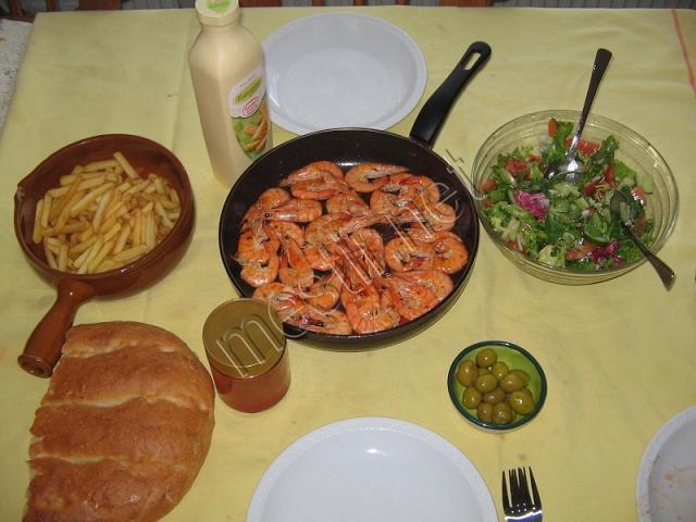Crevettes / Gambas Recett12