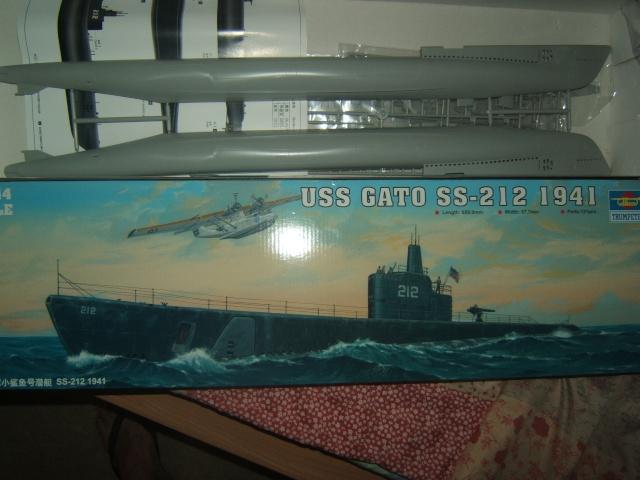 peinture - USS GATO SS-212 00310