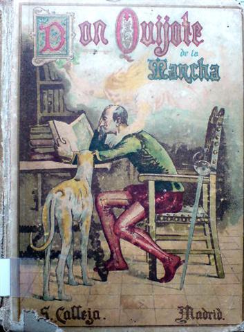 el Galgo de Don Quijote! Quijot10