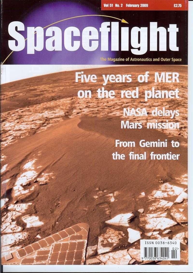 spaceflight vol51 n°2 February 2009 02-07-10