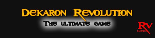 -=Revolution Dekaron Fórum=-