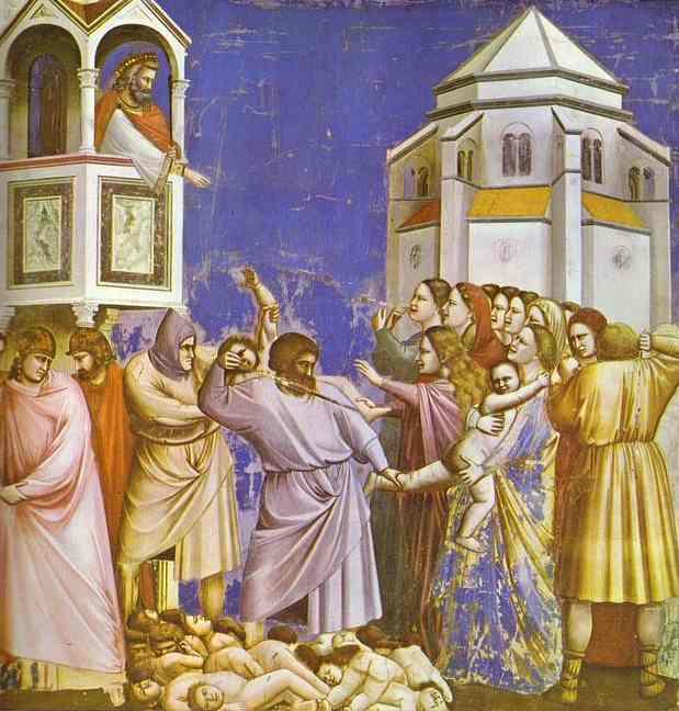 Neuvaine à la Sainte Famille Giotto10