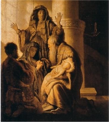 Fête de la Présentation de Jésus au Temple Prasen11