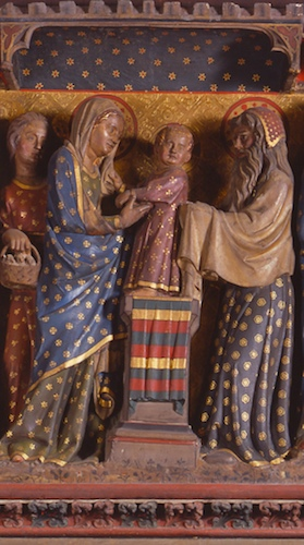 Fête de la Présentation de Jésus au Temple Prasen12