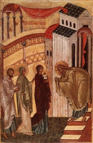 Fête de la Présentation de Jésus au Temple Prasen14