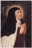 Fête de sainte Thérèse d'Àvila Sainte11