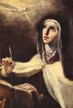 Fête de sainte Thérèse d'Àvila Sainte12