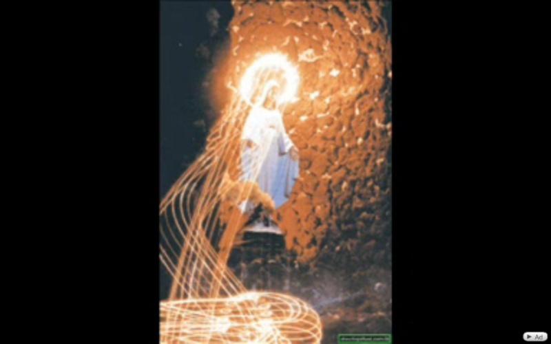 Sainte et joyeuse fête de Notre-Dame* de Lourdes à tous!! Sainte25