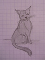 mes dessins Chat210