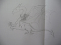mes dessins Dragon13