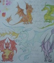 mes dessins Dragon15
