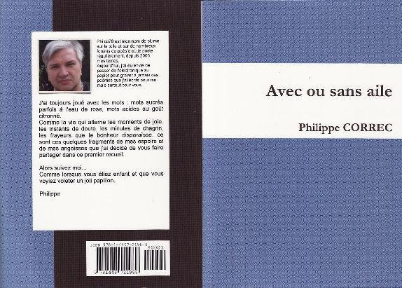 Avec ou sans aile, mon premier recueil Recuei10