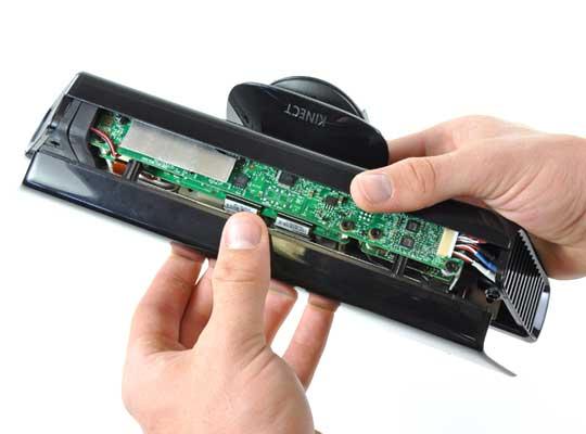 Kinect démonté Demont10