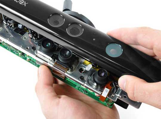 Kinect démonté Demont11