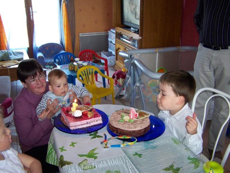 aujourd'hui on fete les anniversaire des loulous + les photos 100_2315