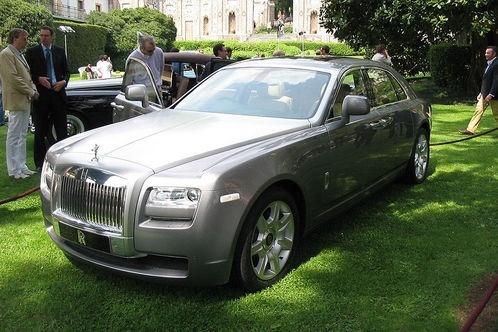 2009/11 - [Rolls-Royce] Ghost / Ghost EWB - Page 7 G110