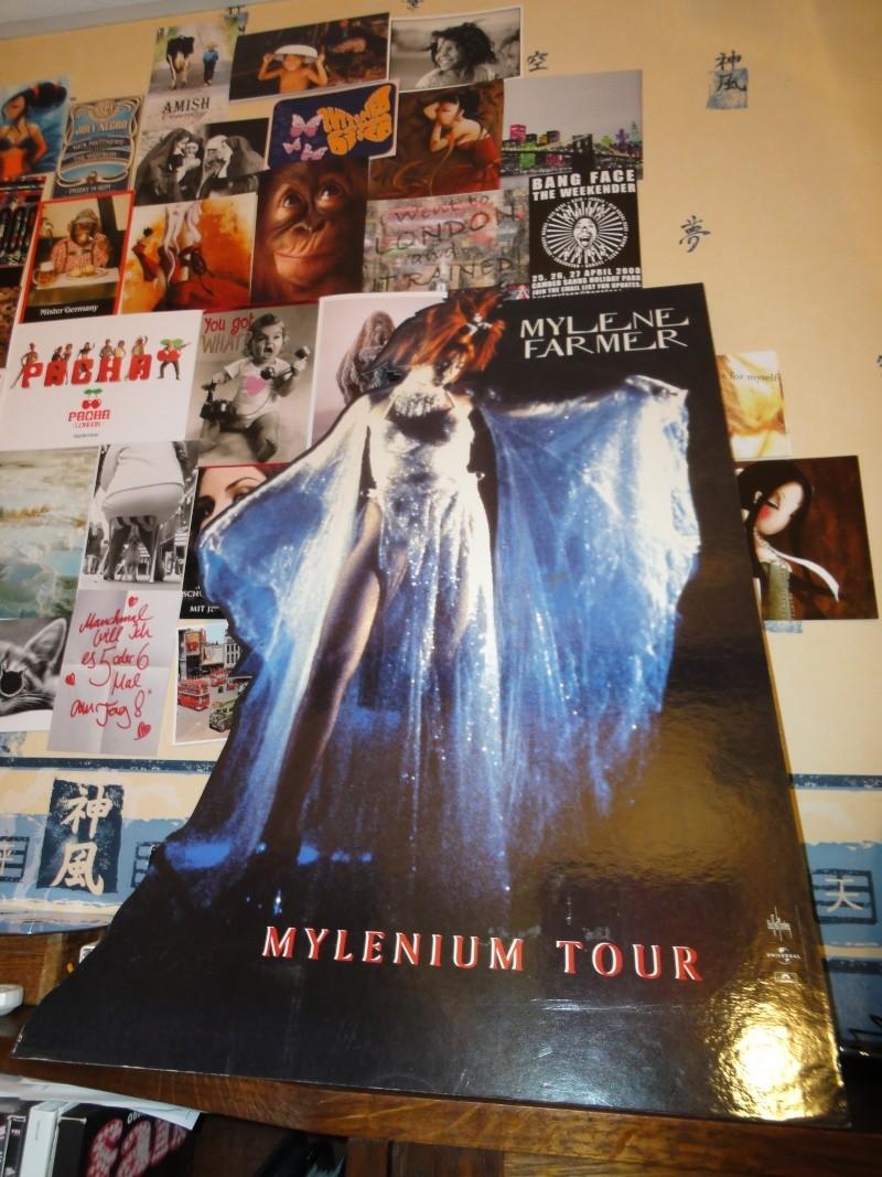 [Vends] PLV mobile silhouette Mylène Farmer Mylenium Tour 80€ Dsc01311