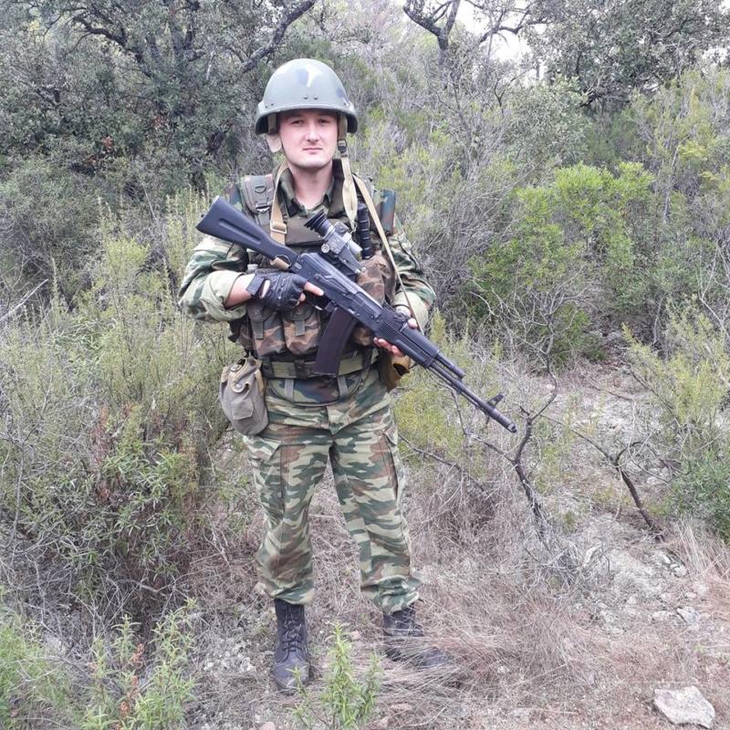 Infanterie régulière Géorgie 2008 43880710