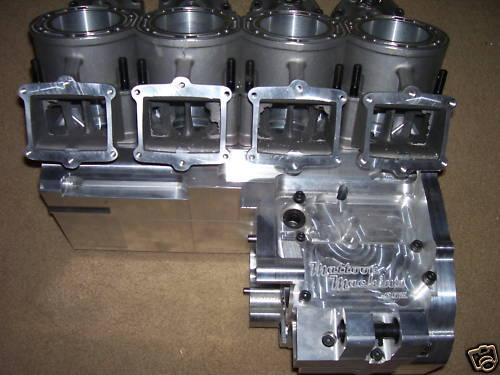 Banshee 4 cylindres 1414 cc !!! Banshe10