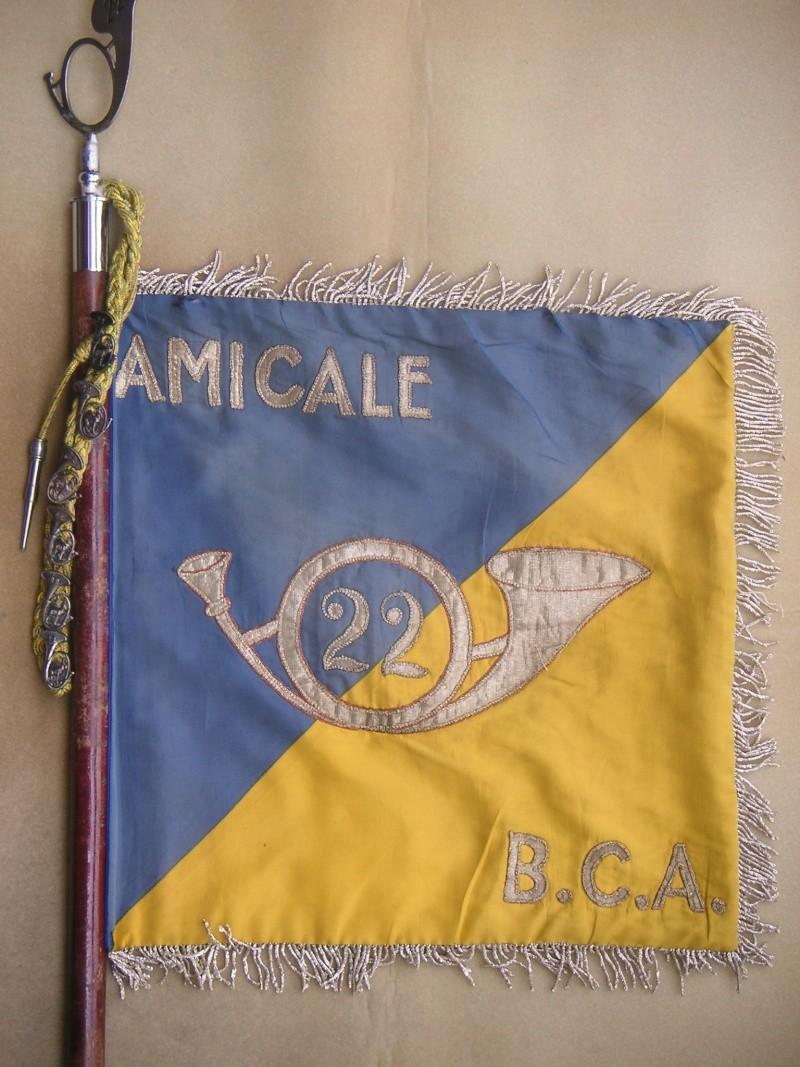 quelques fanions d'Amicales 2210
