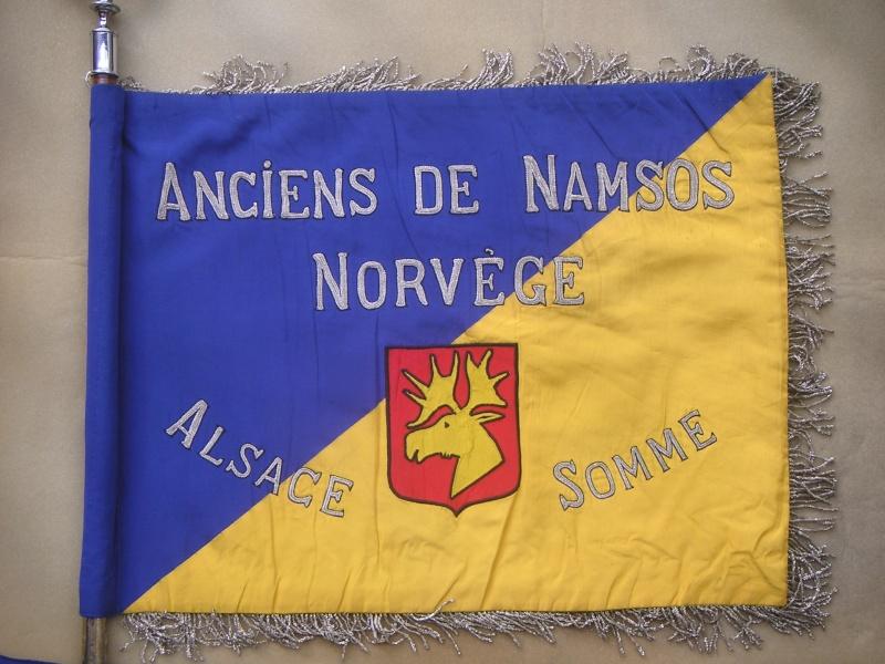 quelques fanions d'Amicales Norvag10