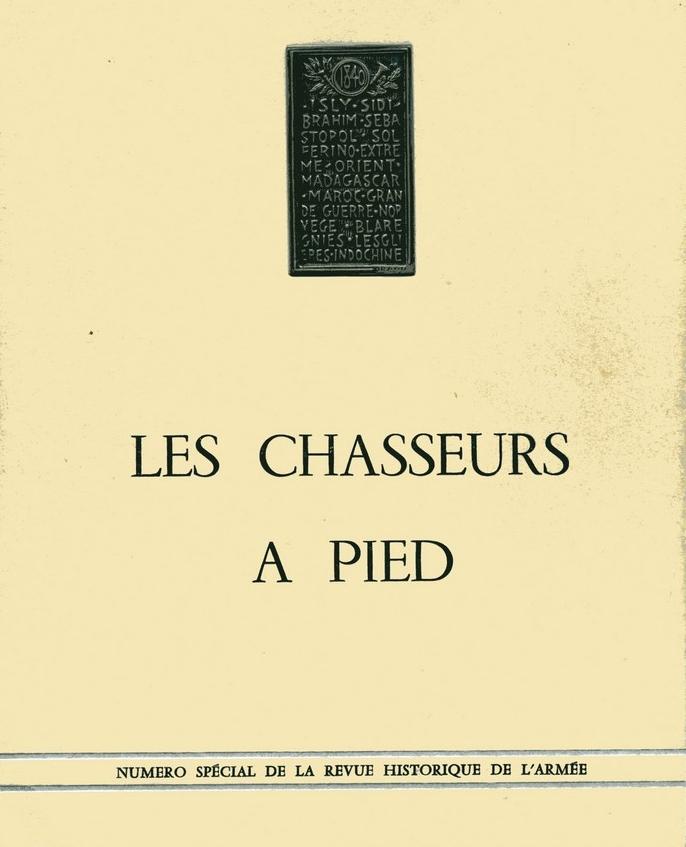 n°2 en 1966 de la Revue Historique des Armées Rha_0110