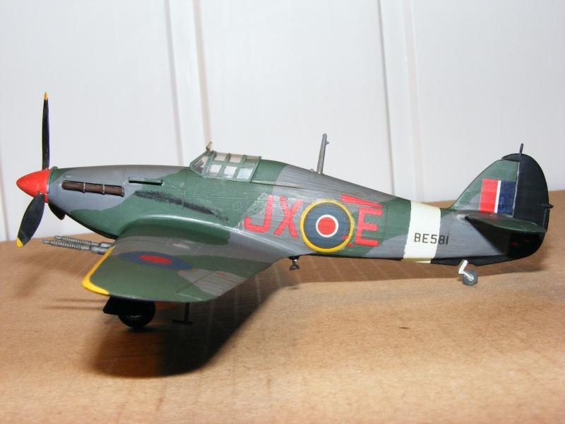 [Heller] Hurricane Mk IIC  Dscf9080