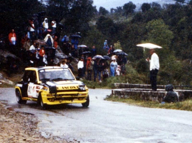 rallyes des années 80 - Page 2 Corse121