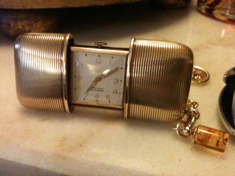 Votre montre de poche du moment ! - Page 3 Lancel11