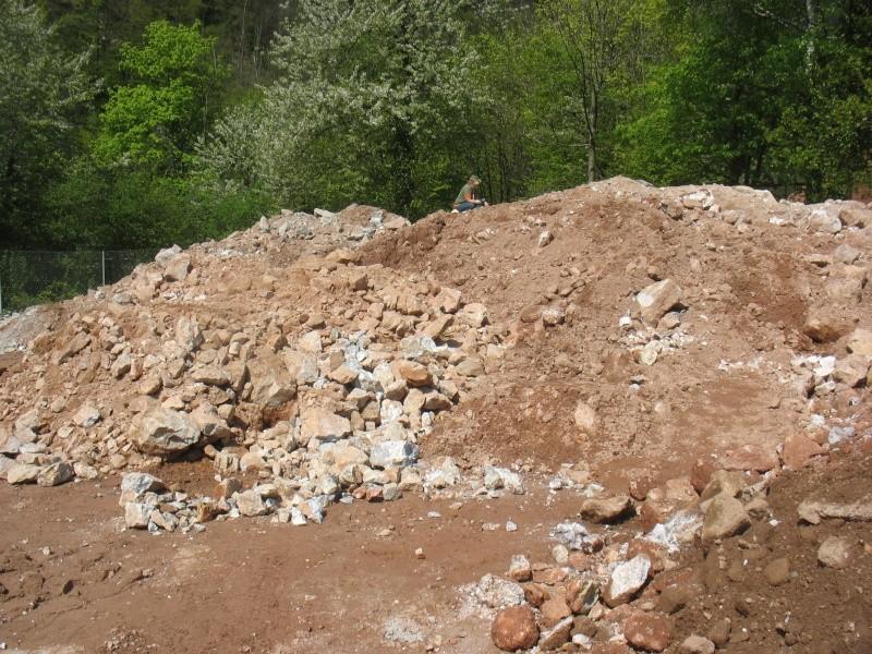 Recherche de minéraux à la Mine Clara Mine_c19