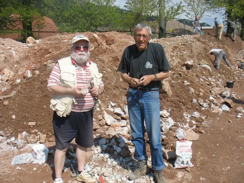 Recherche de minéraux à la Mine Clara Mine_c21