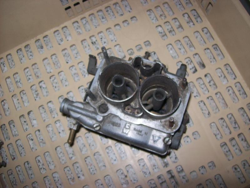 Vends Doubles carbus Weber 102_0019