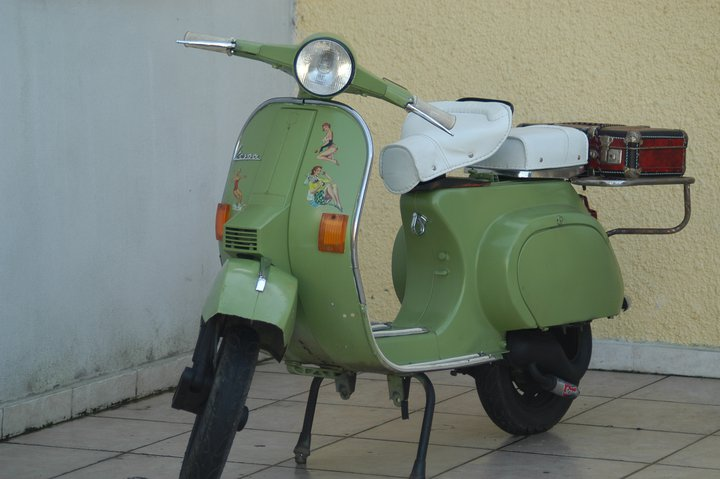 AV Vespa 125cc de 1984 32236_10