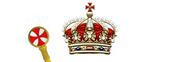 velmistr (Magister generalis Militiæ Templi), kníže z Boží vůle (Princeps in Deo)