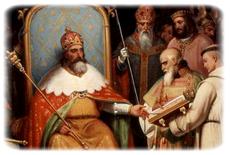Regnum Francorum / Romanorum sive Francorum imperium