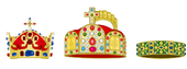 Imperator-Rex Romanorum, Rex Italiae et Bohemiae (císař a král římský, italský a český)