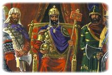 Imperium Romanum (<em>Basileía Rh&#333;maí&#333;n</em>)