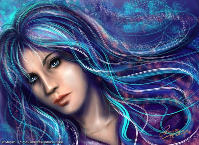 Nouvelles peintures Blue-g10