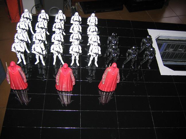 Dio: Arrivée de l'empereur sur l'étoile d la mort - Page 3 D7110