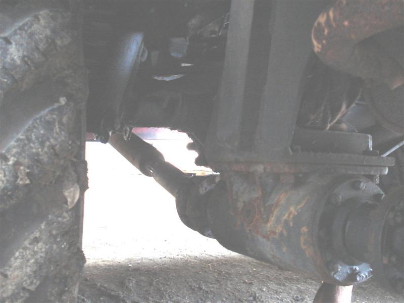 RESTAURATION UNIMOG 411 Dsc00710