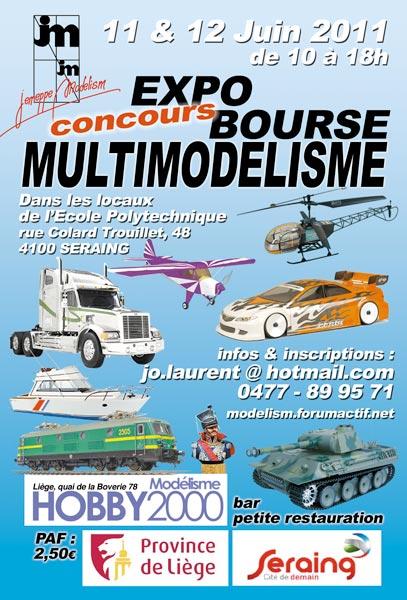 Expo Seraing pentecote 2010 organisée par le club Jemeppe modelism Expo-210