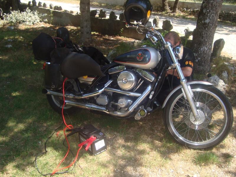 Ze Harley motorcycle spirit Dsc05511