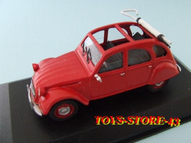 Réalisation de Toys-Store-43 2cv_ou10